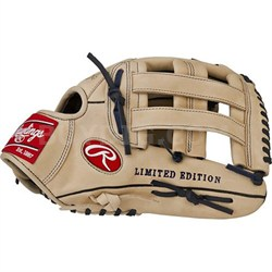 Gamer XLE 2016 Limited Edition Baseball Glove - Camel/Black, Right Hand Throw