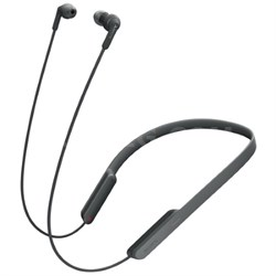 MDRXB70BT/B Bluetooth Wireless, In-Ear Headphones with NFC (Black)