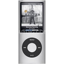 iPod Nano 4th Generation 16GB MP3 Player - Silver