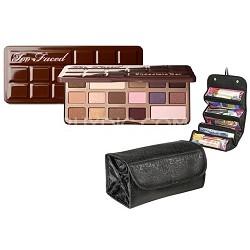 Chocolate Bar Eye Shadow Collection with Bonus Glambag Tote