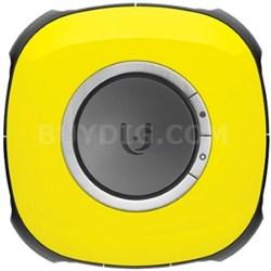 VUZE-1-YLW 3D 360 VR Virtual Reality Camera - Yellow