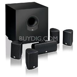 5.1 Channel SCS145.5 Surround Cinema Speaker System
