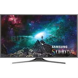 UN60JS7000  - 60-Inch 4K Ultra HD Smart LED TV - OPEN BOX