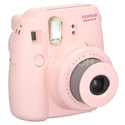 Instax 8 Color Instax Mini 8 Instant Camera - Pink