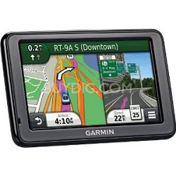 """nuvi 2495LMT 4.3"""" GPS Navigation System with Lifetime Map and Traffic Updates"""