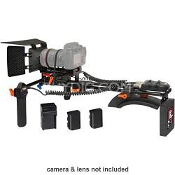 Motorized Focus & Zoom Shoulder Rig for Digital SLR Cameras