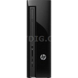 450-010 Slimline Intel Core i3-4170 4GB PC3-12800 DDR3-1600 SDRAM 1x4GB Desktop