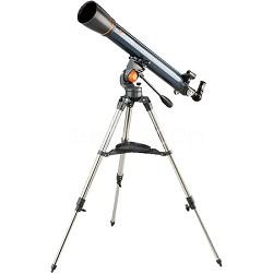 """AstroMaster - 90 AZ 90mm 3.5""""/90mm Refractor Telescope Kit"""