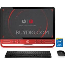 "ENVY 23-n010 Beats 23"" HD All-in-One PC - Intel Core i5-4570T Proc. - OPEN BOX"
