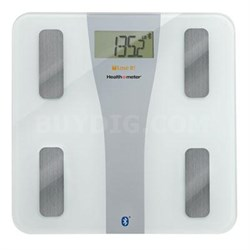 Bluetooth Bath Scale White