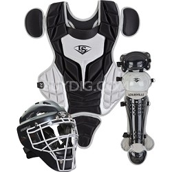 Intermediate PG Series 5 Catchers Set - Black/Gray