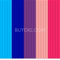Mix Color PLA Pack - Bubblegum (PL-MIX9)