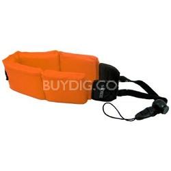 Floating Wrist Strap - Orange