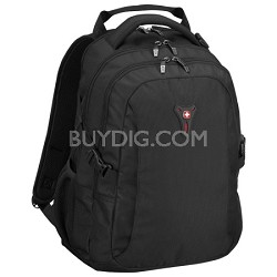 "Swissgear 16"" Sidebar Computer Backpack with Tablet/eReader Pocket"