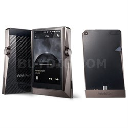 AK380 Hi-res Portable Audio Player with AK380 Amplifier Bundle