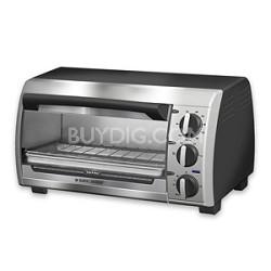 Toast-R-Oven 4-Slice Toaster Oven