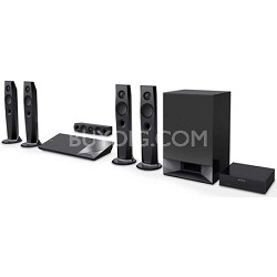 1200W 5.1ch Hi-Res Blu-Ray Disc Home Theater System - BDV-N7200W