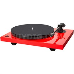 MMF-2.3LE 2-Speed Audiophile Turntable w/ Cartridge - Ferrari Red