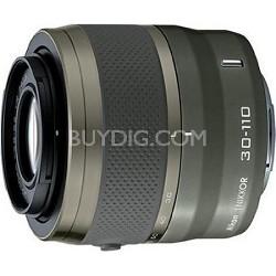 1 NIKKOR 30-110mm f/3.8 - 5.6 VR Lens Khaki (Refurbished)