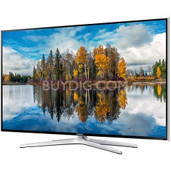 UN55H6400 - 55-Inch 3D LED 1080p Smart HDTV Clear Motion Rate 480 - OPEN BOX