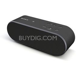 SRS-X2/BLK Ultra Portable Bluetooth Speaker (Black)