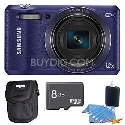 WB35F Smart Digital Camera Purple Kit