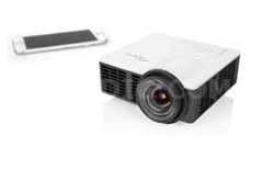 ML750ST Ultra-Compact 700 Lumen WXGA Short Throw LED Projector with MHL HDMI
