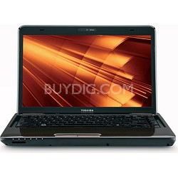 "Satellite 14.0"" L645D-S4058BN Notebook PC"