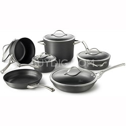 Contemporary Nonstick 11-pc. Cookware Set - 1775823