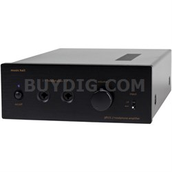 PH25.2 Hybrid Headphone Amplifier with Tube Pre-Amp - Black