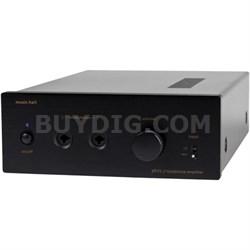 PH25.2 Hybrid Headphone Amplifier with Tube Pre-Amp - Black