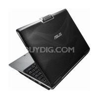M51A-G1 15.4 T6400 250G 2G Vista Business with XP PRO Downgrade CD - Black