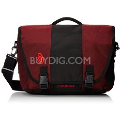 Commute Laptop TSA-Friendly Messenger Bag, Medium (Diablo)