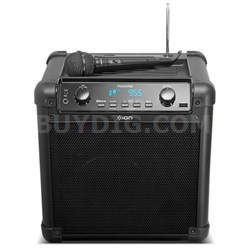 Tailgater Bluetooth Compact Speaker System with Microphone