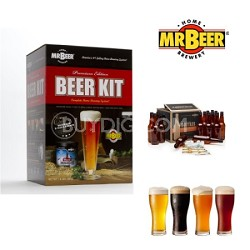 Home Brewing System Premium Edition Beer Kit Bundle - OPEN BOX
