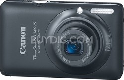 PowerShot SD940 IS Digital ELPH Digital Camera (Black)