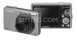 "SL620 12MP/ 5X OPT/ MPEG4 Movie/ 3.0"" LCD Digital Camera (Silver)"
