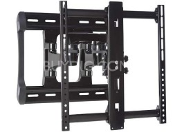 "VXF220 All-weather Full Motion Dual Arm Wall Mount 42"" - 84"" TVs (extends 20"")"