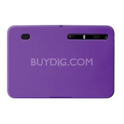Xoom Purple Gel Case