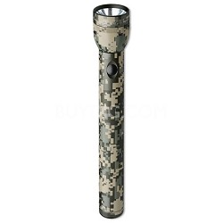 ST3DMR6 3-D Cell LED Flashlight - Universal Camo