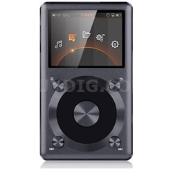 X3-II High Resolution Lossless Music Player Titanium