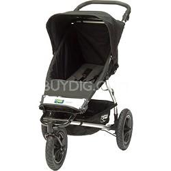 Urban Single Jogging Stroller (Black) discontinued