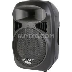 15'' 1600 Watt Portable Powered 2 Way Full Range Loud Speaker System