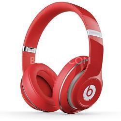 Studio Wireless Over-Ear Headphone - Red