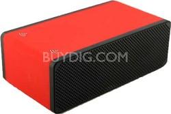 DropNplay Wireless Speaker - Red