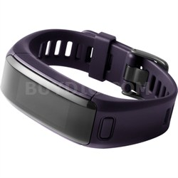 vivosmart HR Activity Tracker - Regular Fit - Imperial Purple (010-01955-07)