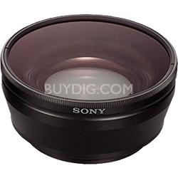 VCLHG0872 - 72mm High Grade 0.7x Wide Conversion Lens for HDRFX1 & HVRZ1U