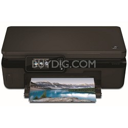 Photosmart Wireless Color Photo Printer with Scanner & Copier (5520)