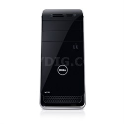 XPS 8700 Desktop Computer - Intel Core i7-4790 3.60 GHz - Mini-t- Blk - OPEN BOX