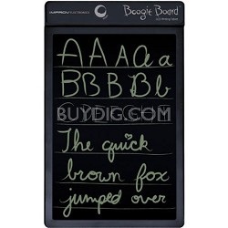 8.5-Inch LCD Writing Tablet, Black (PT01085BLKA0002) With Message Center